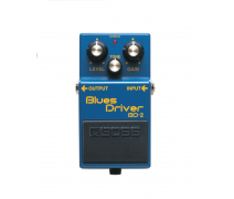 BOSS BD2. Blues Driver