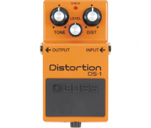 BOSS DS-1 Gitar Distortion Pedalı