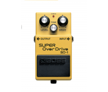 BOSS SD1-1 Super Drive Overdrive Pedalı