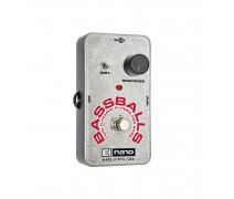 EHX BASS BALLS Twin Dynamic Filter Pedal
