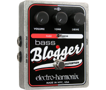 EHX BASS BLOGGER Overdrive/Distortion Pedal