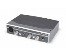 M.ADIO 6IN/4 OUT96KHz,Mic/inst.preamp ses kartı