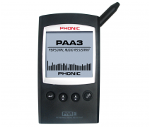 PAA3 Handheld Audio Analyzer with USB Interface