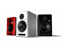 "PHONIC ACUMEN 6A RED 6"" AKTİF STUDIO MONITOR 82W (TEK)"