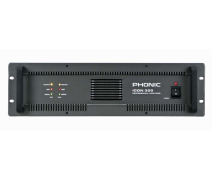 PHONIC ICON 300 70/100V 2X350W trafolu Power Amp.