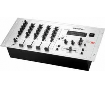 PHONIC MX505 Mixer Dj 5 Kanal, GeQ, Talkover