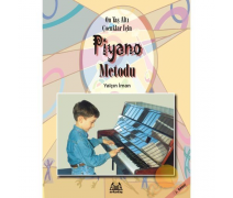 PIANO METHODU 10 YAŞ ALTI