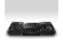 PIONEER XDJ-1000 MK2 ve DJM-750 MK2 dJ Set up