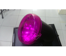 SILVER YX-333 Mini Strobe Shine Color