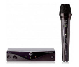 AKG WMS45 PERCEPTION EL UHF El Tipi Telsiz Mikr.