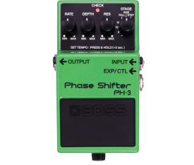 BOSS PH3 Phaser Pedalı