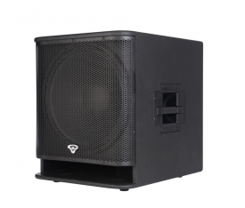 "CERWIN Active 18"" Subwoofer 725 Watts Continuous"