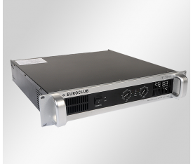 EUROCLUB PRO X6000 Power Amplifier