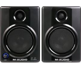 M.AUDIO 40W Nearfyeld monitoring speaker(çift)