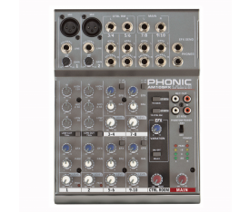 PHONIC AM105FX Professionel Ses Mikseri