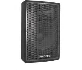 "PHONIC aSK12 12"""" Passive Speaker 2 Way 200W / 40"