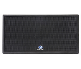 "PHONIC CENTER 215 SB 2X15""  Subbass 800/1600W"