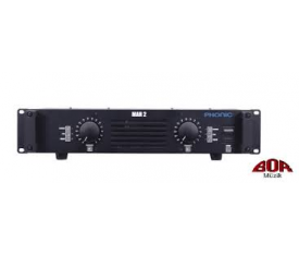 PHONIC MAR 2 Power Amplifier 2x230W