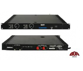 PHONIC MAR1 Power Amplifier 2x150W