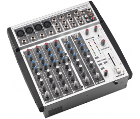 PHONIC MM1202xp  2X20W 12 input  effectli Mixer