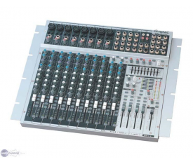 PHONIC MR1843X MIXER 8+2 St+4 Aux+4 Grup+9 Band EQ
