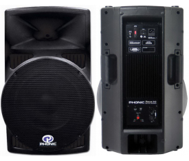 "PHONIC NEXUS 540A 15""400W Active Speaker"