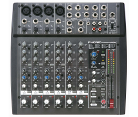PHONIC  POWERPOD 820  Power Mixer