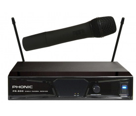 PHONIC PR800 SUPER 16 CHANNEL WIRELESS MICROPHONE