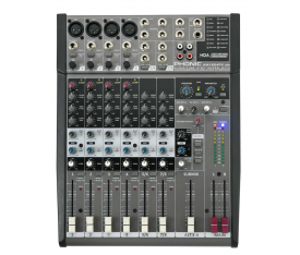PHONIC4 Mic/Line 4 Stereo Line Input Compact Mixer