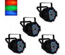 PROLIGHT PRO-L SPD017 LED PAR 1X36  RGB DMX512