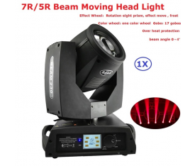 PSL-01 BEAM EFEKT MOVING HEAD 230W PHILIPS 14 RENK