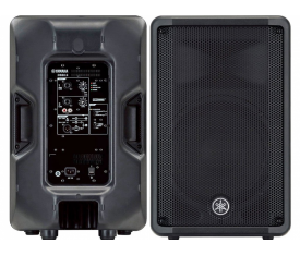 "YAMAHA 12"" 2-way Powered Loudspeaker, LF 12' 460W"