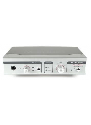 M-AUDIO AUDIOPHILE 4-IN/6-OUT FIREWIRE AUDIO/MIDI