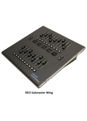Strand Lighting Neo 20 Submaster Fader Wing